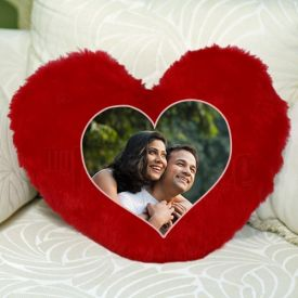 Red Heart Cushion